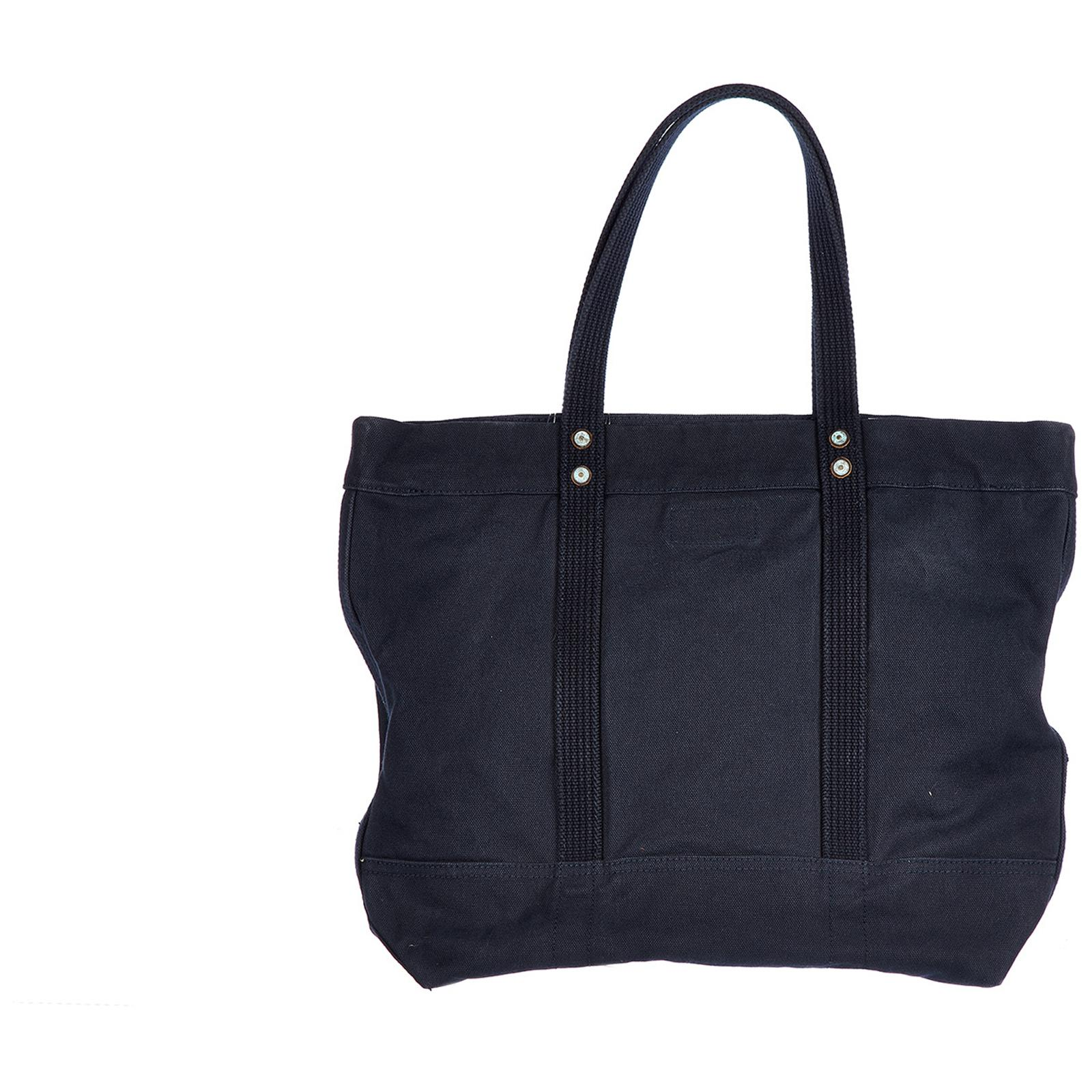 1d6c9ff5c0 Polo Ralph Lauren - Blue Bag Handbag Shopping Tote Canvas Aviator for Men -  Lyst. View fullscreen