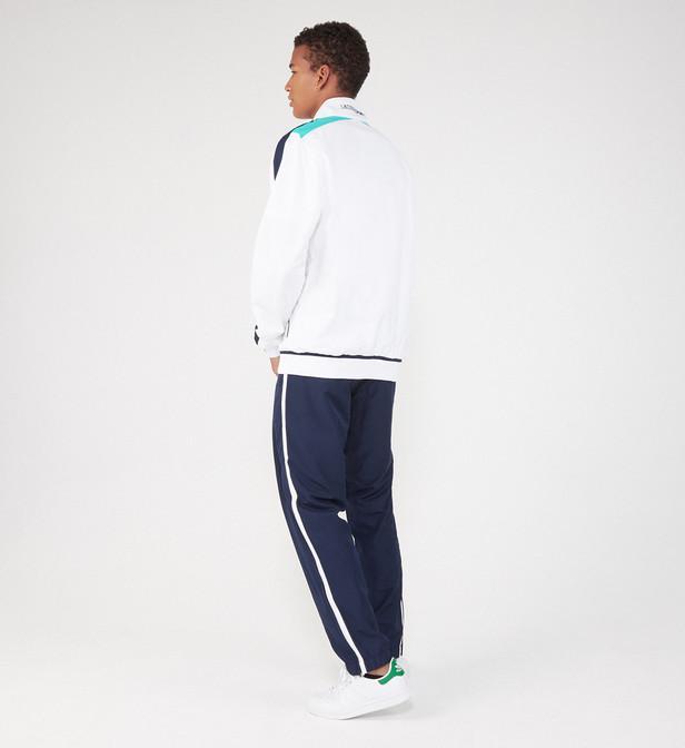 ebb5da6af9 Ensemble survêtement veste et jogging Lacoste pour homme en coloris ...