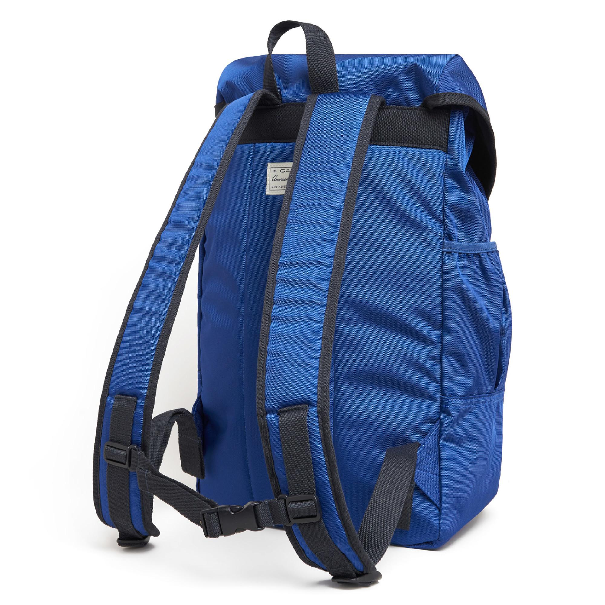 Gant original backpack in blue for men lyst jpg 2000x2000 Gant laptop bag d1293bc3af