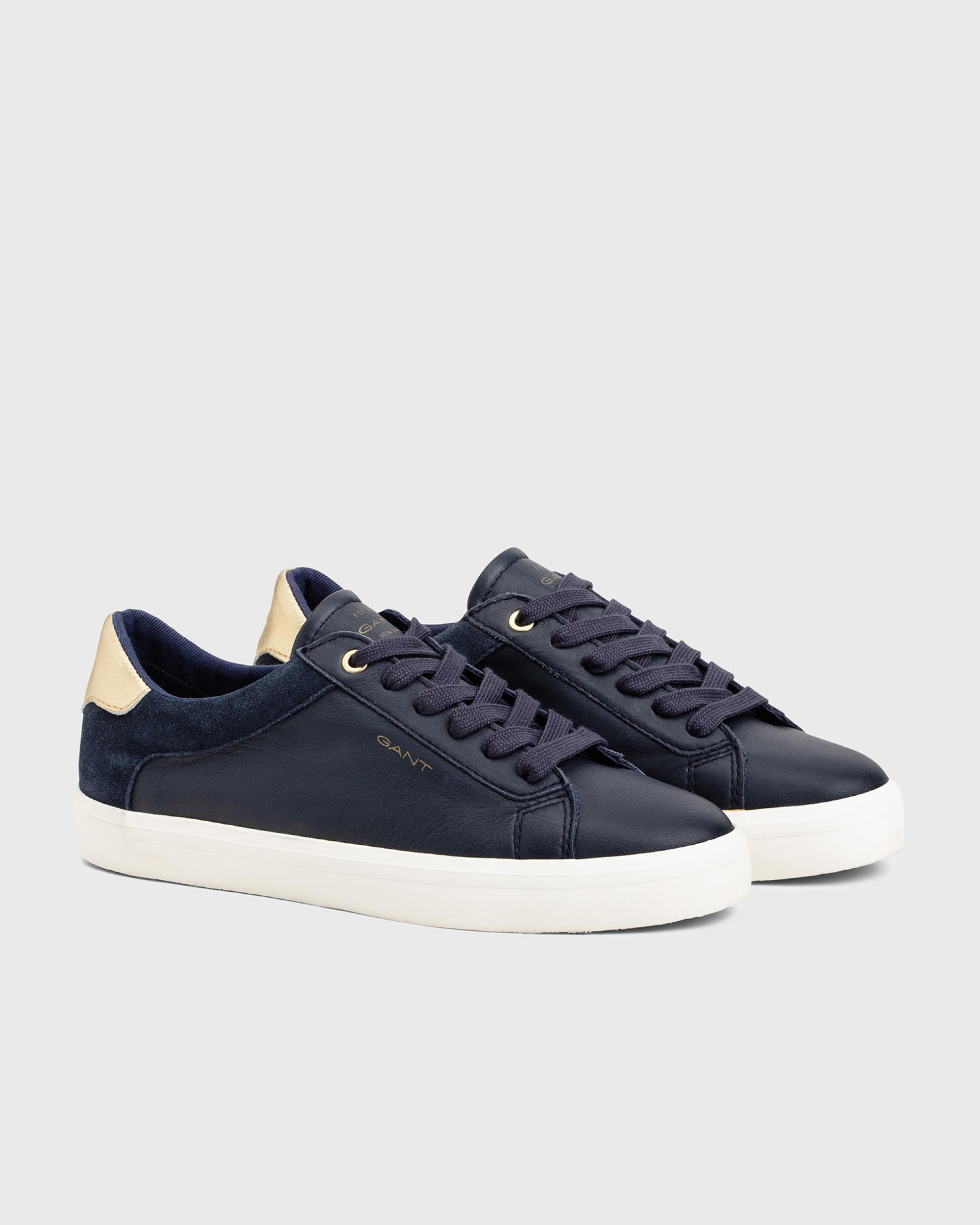 298dc965ecf852 GANT Baltimore Low Lace Sneaker in Blue - Lyst