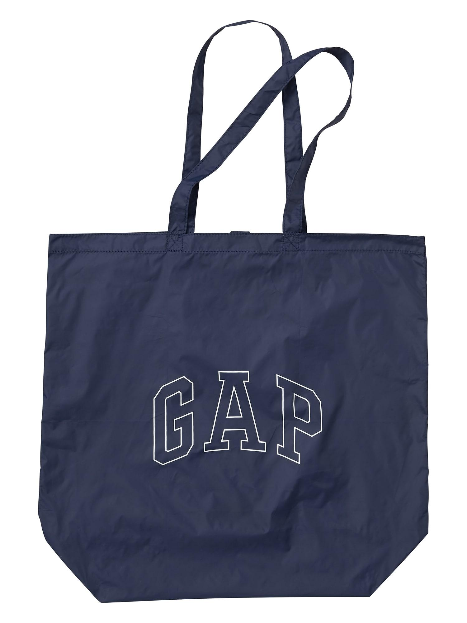 1b349cfd417 GAP Factory Nylon Shopping Tote in Blue - Lyst