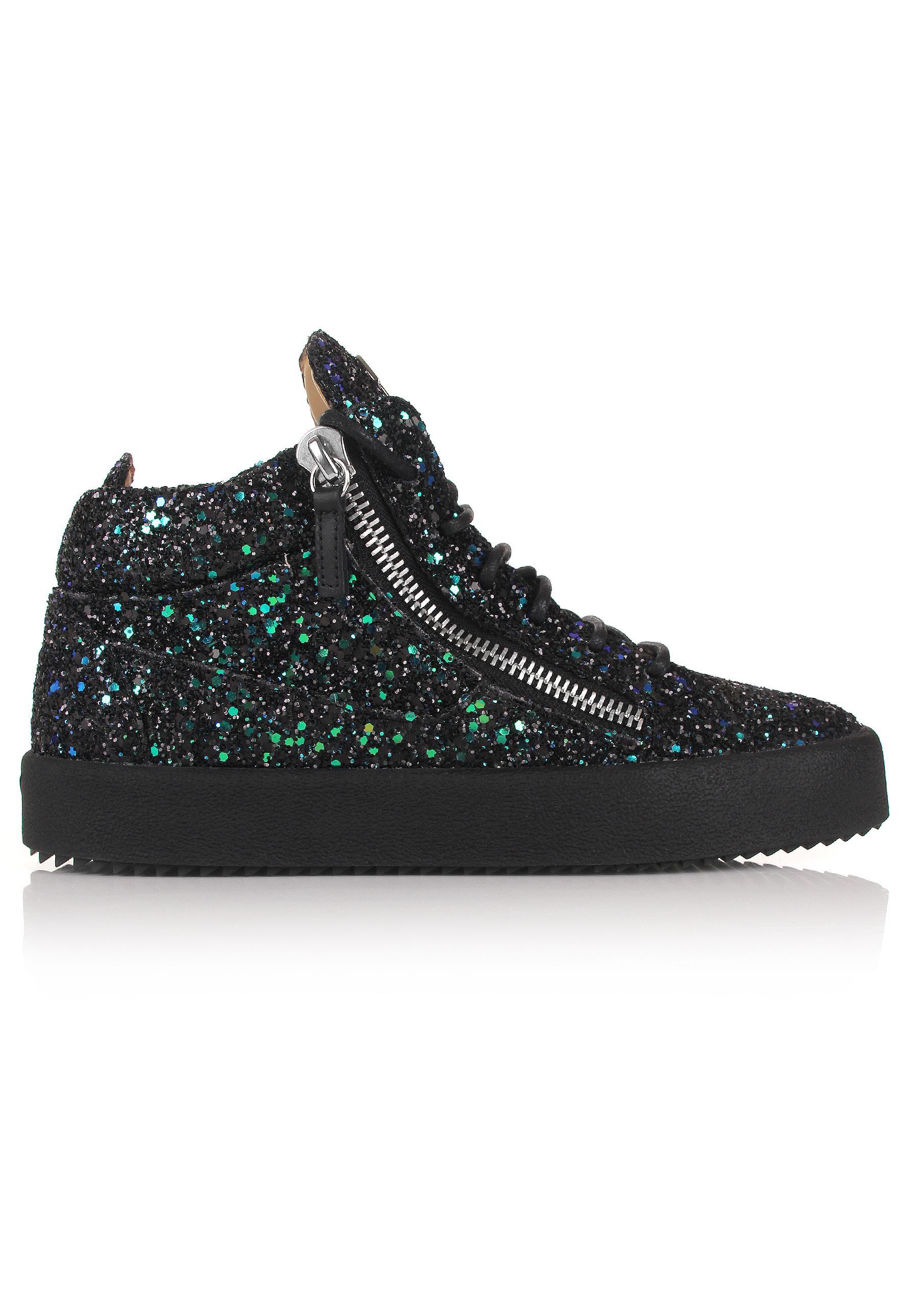 latest cheap price Giuseppe Zanotti Design glitter Kriss sneakers buy cheap discount falD4W