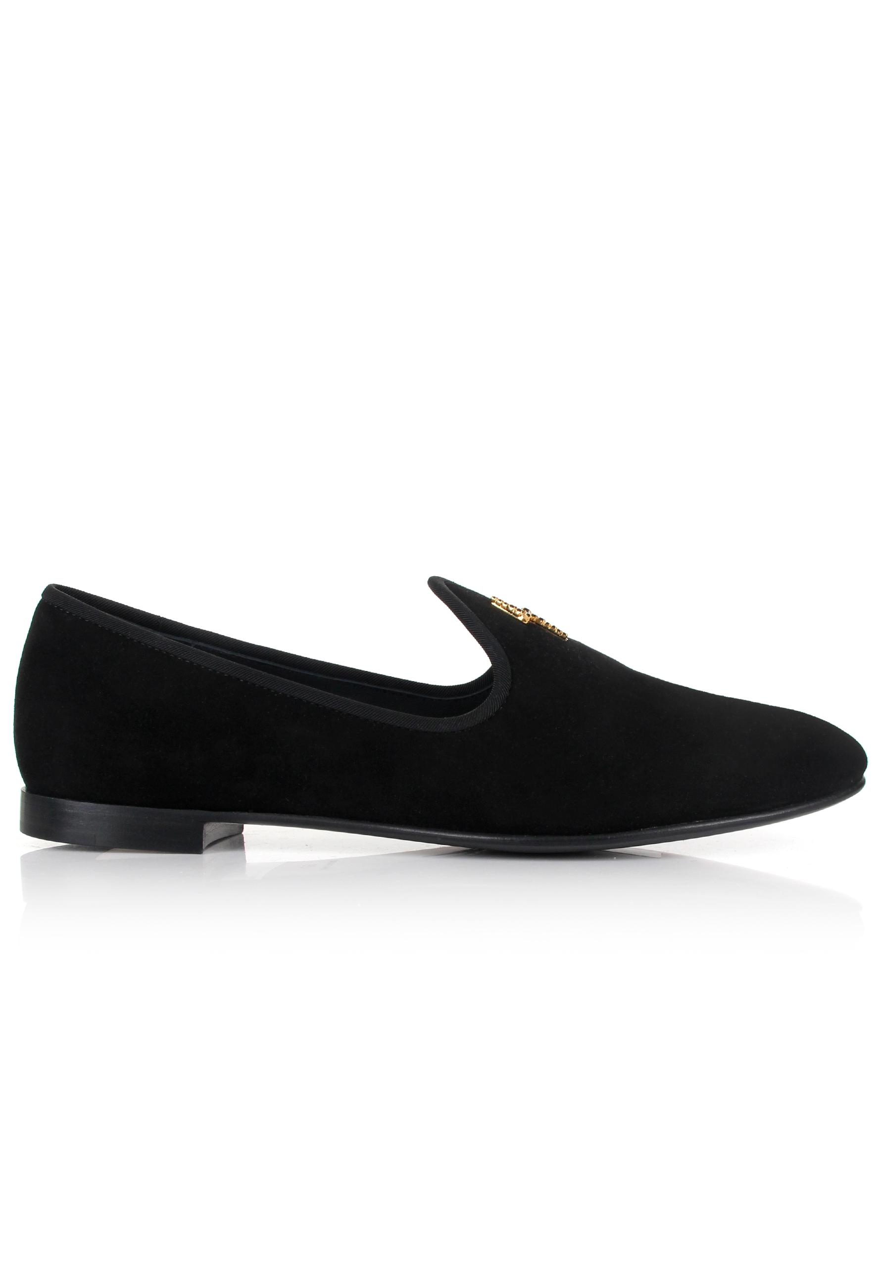 lightening bolt loafers - Black Giuseppe Zanotti hGDhEk