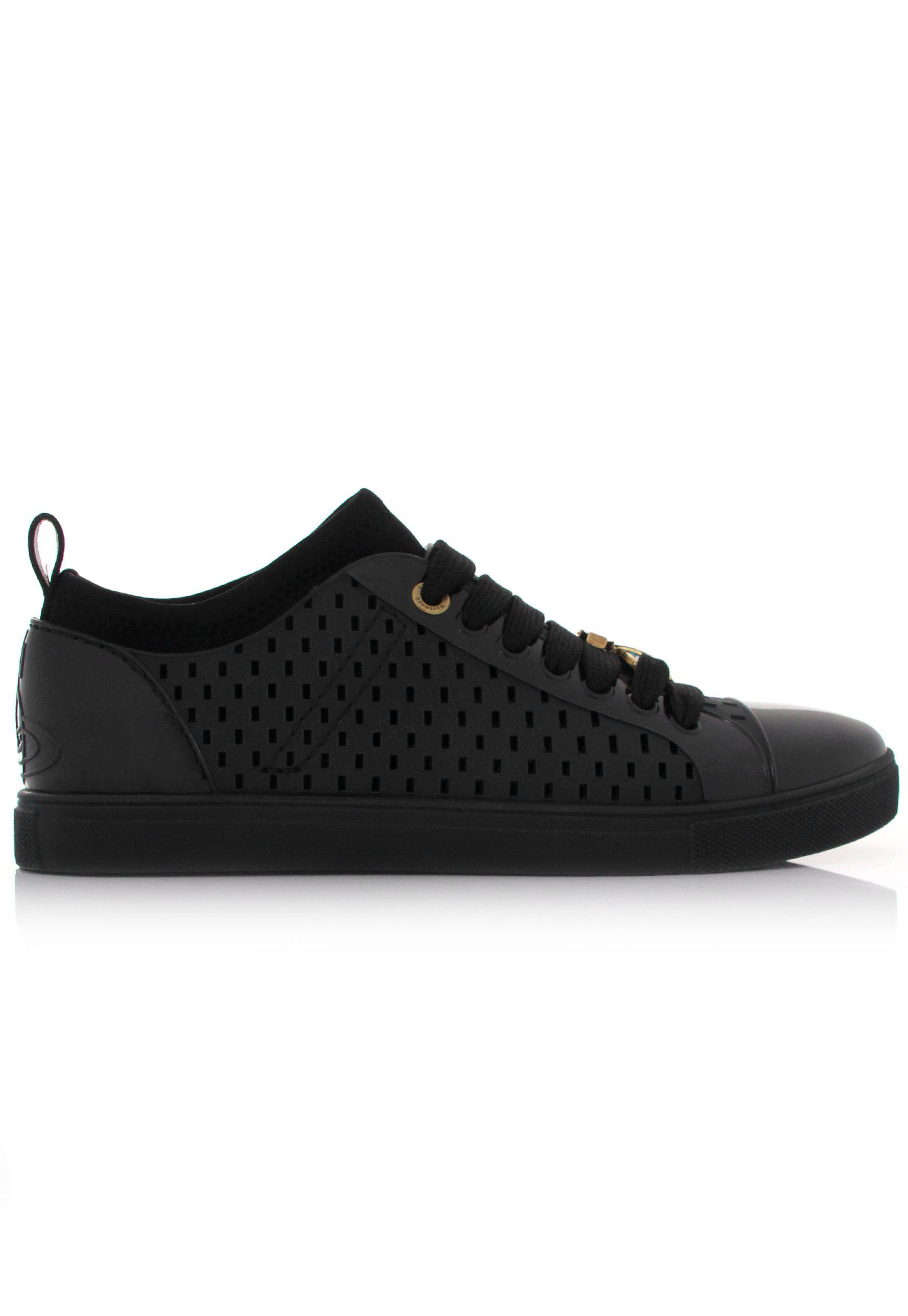 47dc2ebb0a722 Lyst - Vivienne Westwood Orb Sneakers With Sock Black in Black for Men