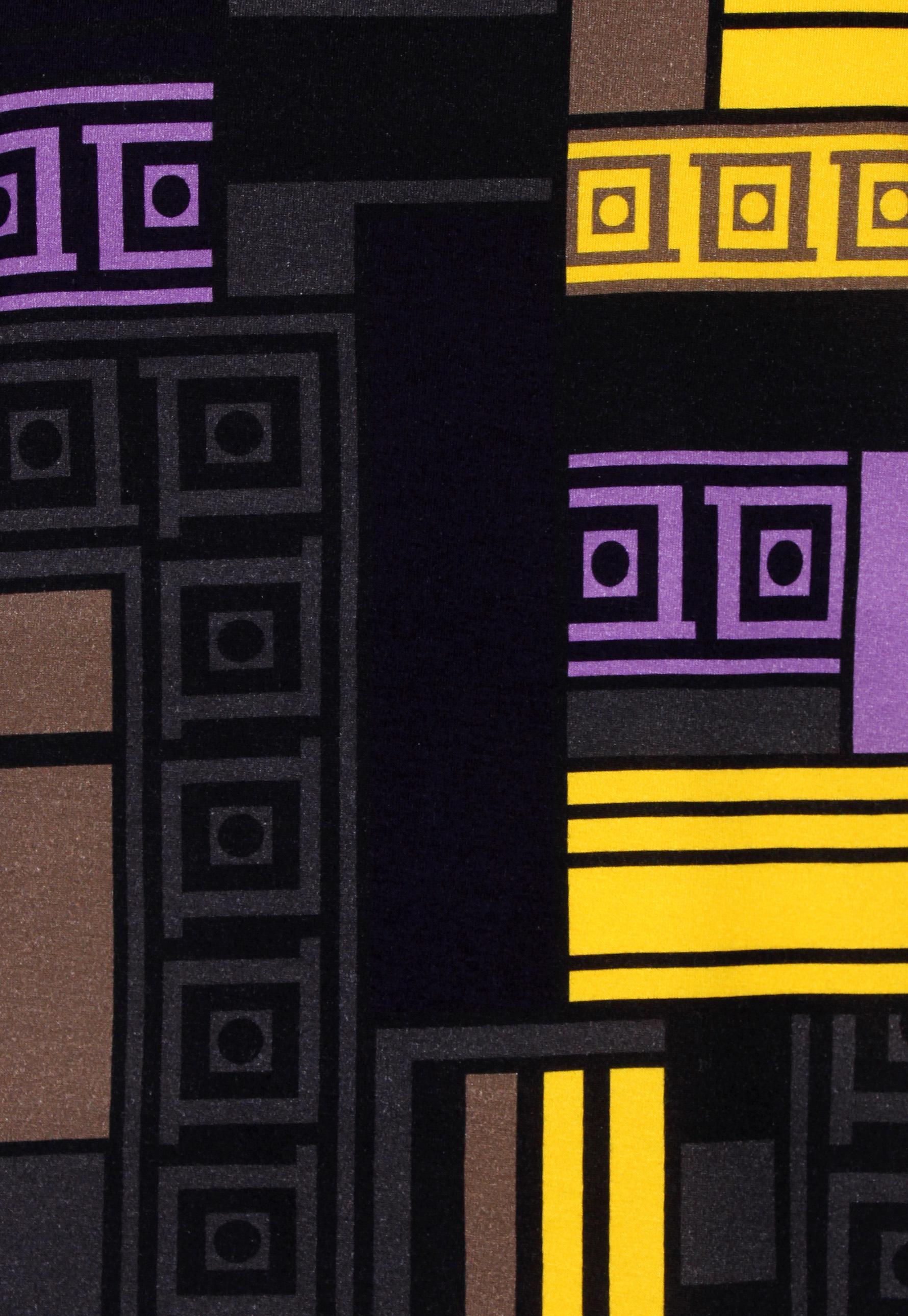 f896820b171 Lyst - Versace Greca Key T-shirt Lilac in Purple for Men