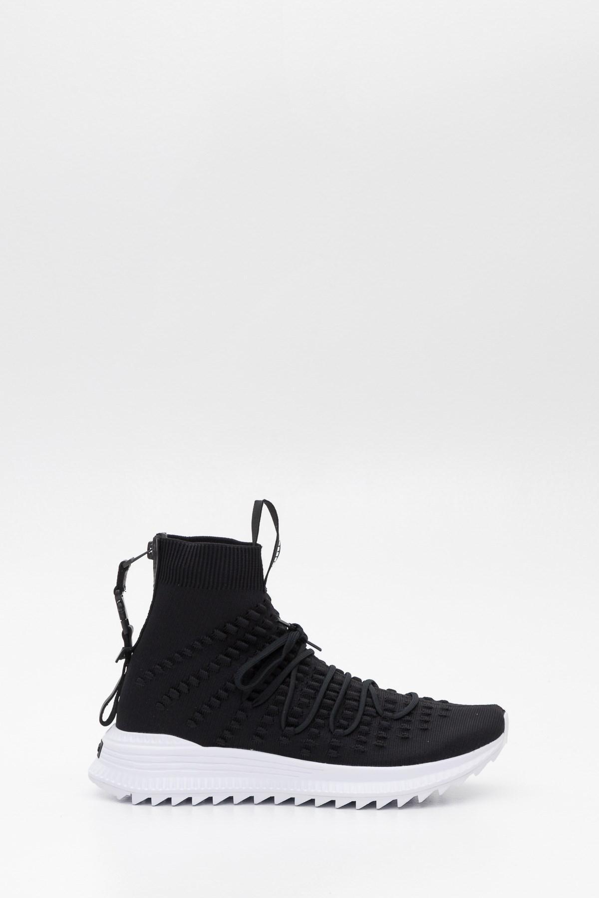 Lyst - PUMA Avid Fusefit Mid Sneakers in Black for Men 8a0df11c0