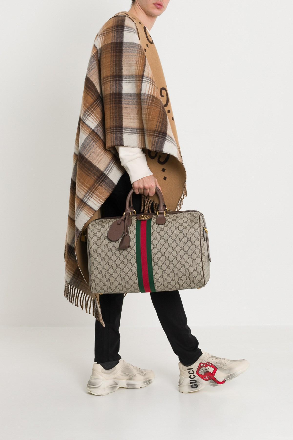 fd866b567ec1 Gucci Ophidia Gg Medium Carry-on Duffle for Men - Lyst
