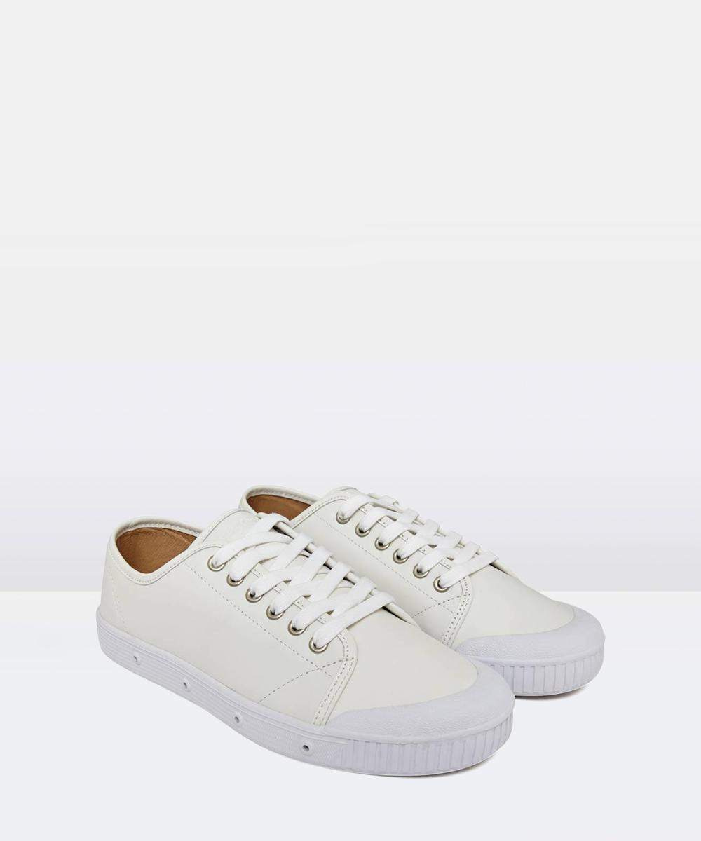 d31224520346 Spring Court G2 Leather Mens White Nappa Leather in White - Lyst