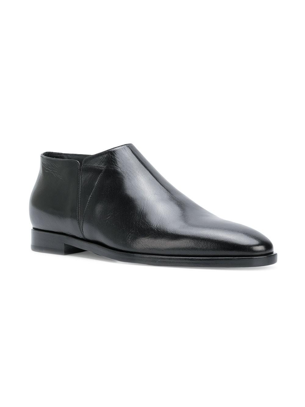 Slim Slipper shoes - Black Saint Laurent lXwPc