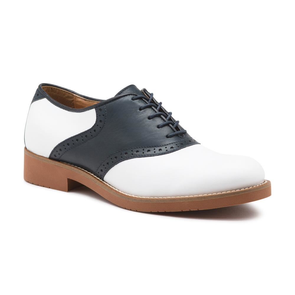 Bass Shoes Genuine Leather Flats