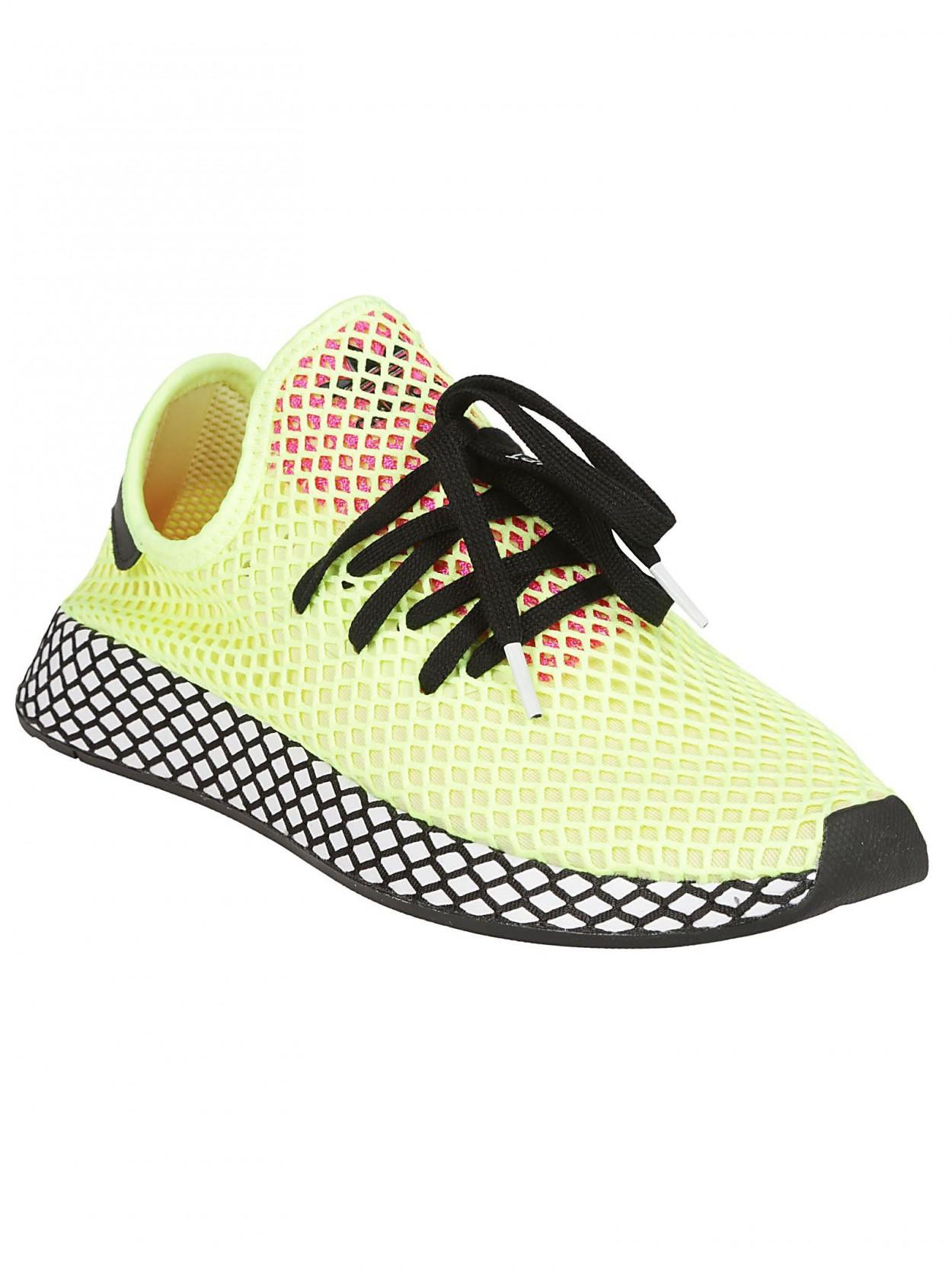 c0308b9c6 Lyst - adidas Originals ADIDAS ORIGINALS sneaker gialla deerupt runner for  Men