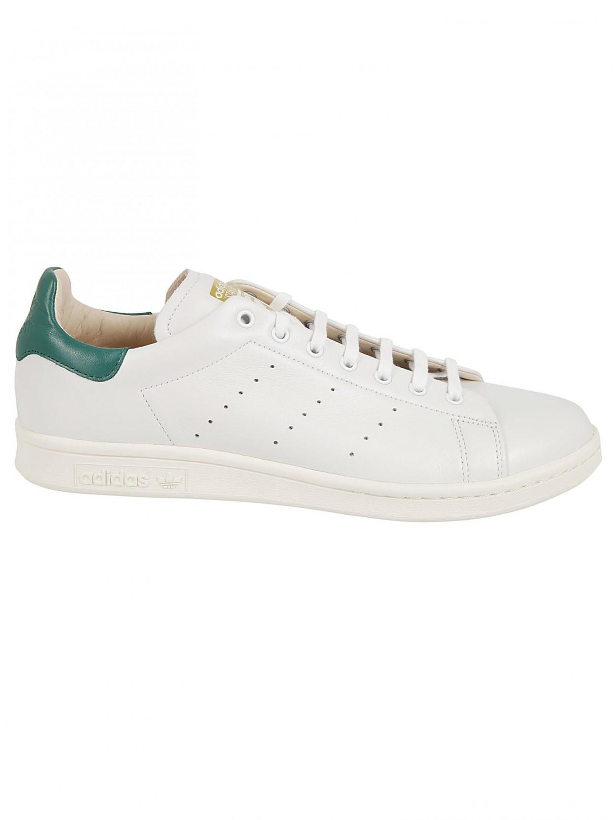 new arrival cc175 d94b5 adidas Originals. Men s White ADIDAS ORIGINALS Trainer STAN SMITH RECON  BIANCA