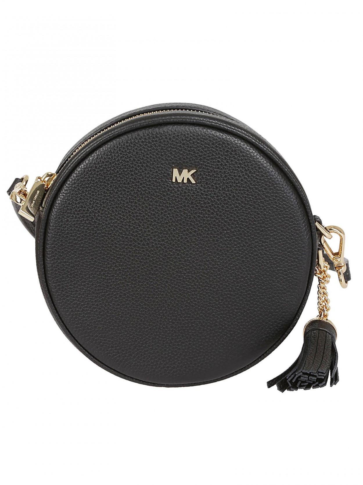 negozio online a6f2a 333df Women's Black MICHAEL KORS borsa a tracolla cross body