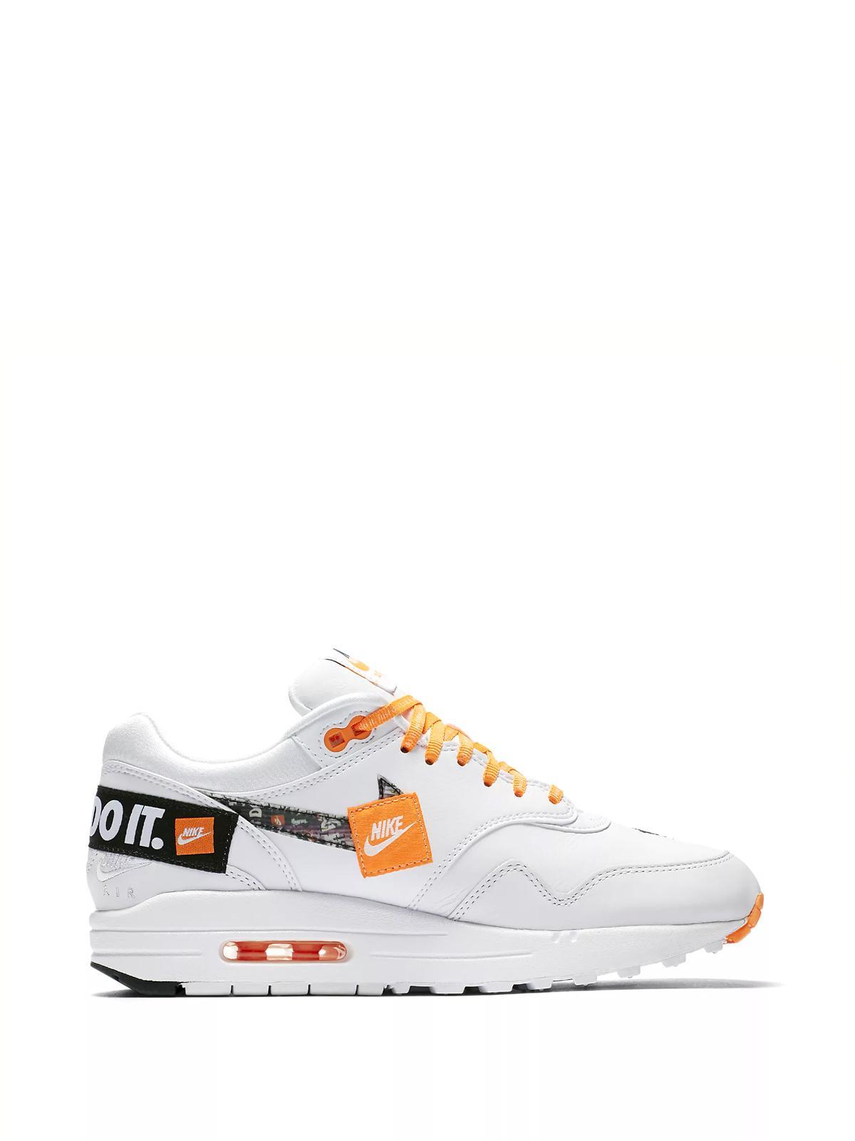 brand new bef0d 4c483 Lyst - Nike NIKE Sneaker air max 1 lx bianca