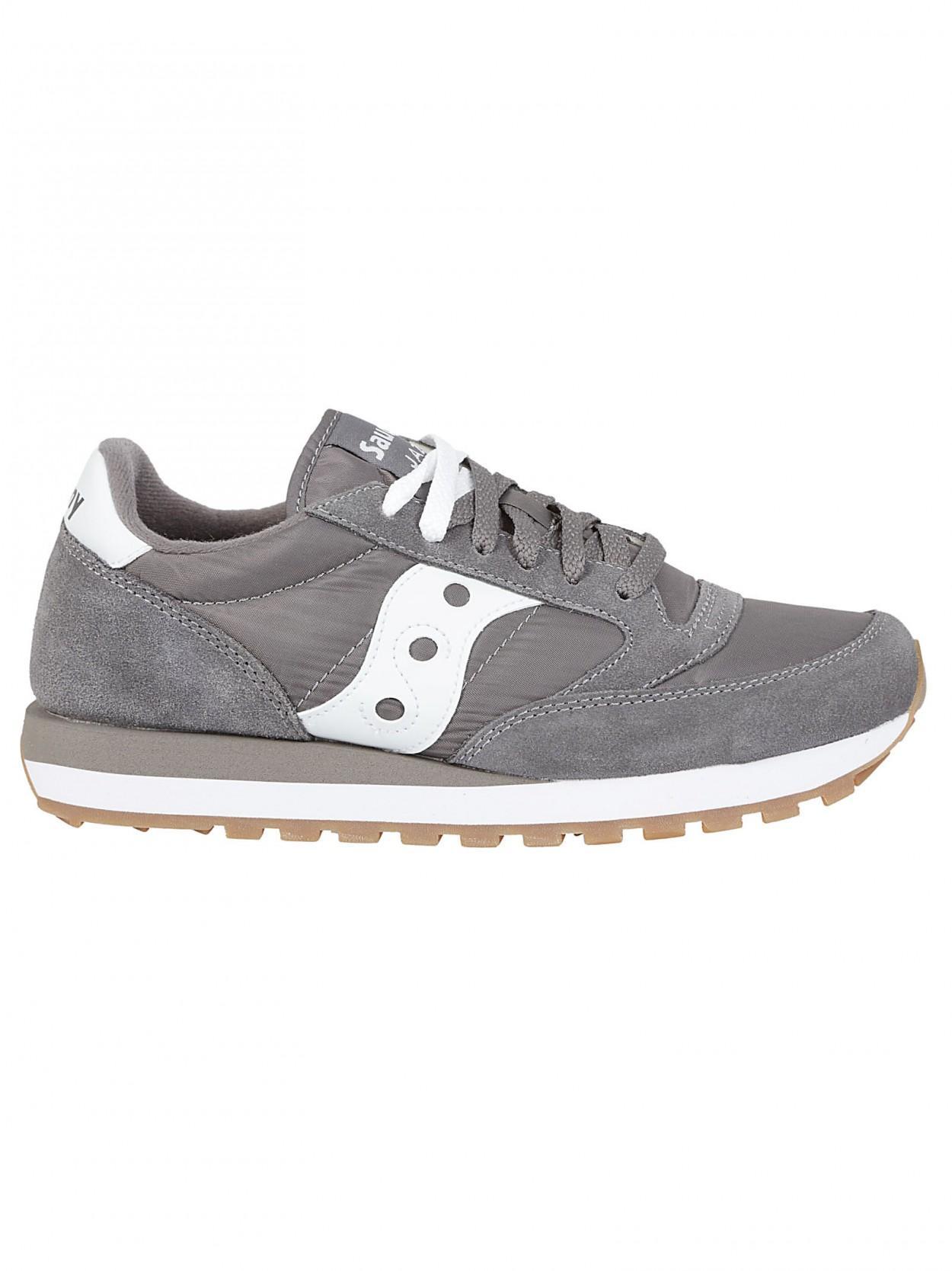 6c16fc319f4d Lyst - Saucony SAUCONY Sneaker jazz o grigia in Gray for Men