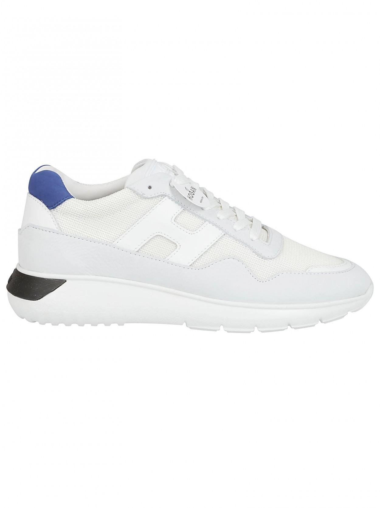 4df6ac8f5373 Lyst - Hogan HOGAN sneaker bianca interactive 3 in White for Men