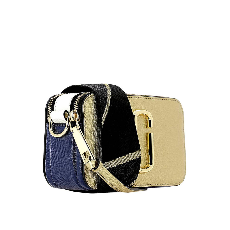 732da5eb3b28 Marc Jacobs - Metallic Mini Bag Women - Lyst. View fullscreen