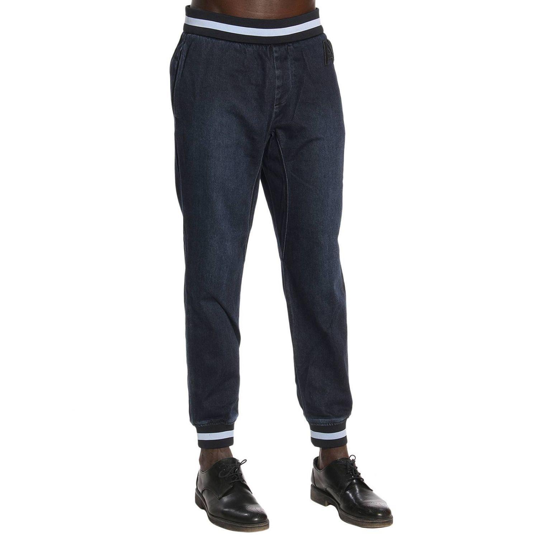 Lyst Pantalon Survêtement Armani En Pour Homme Exchange PBOP1w7q