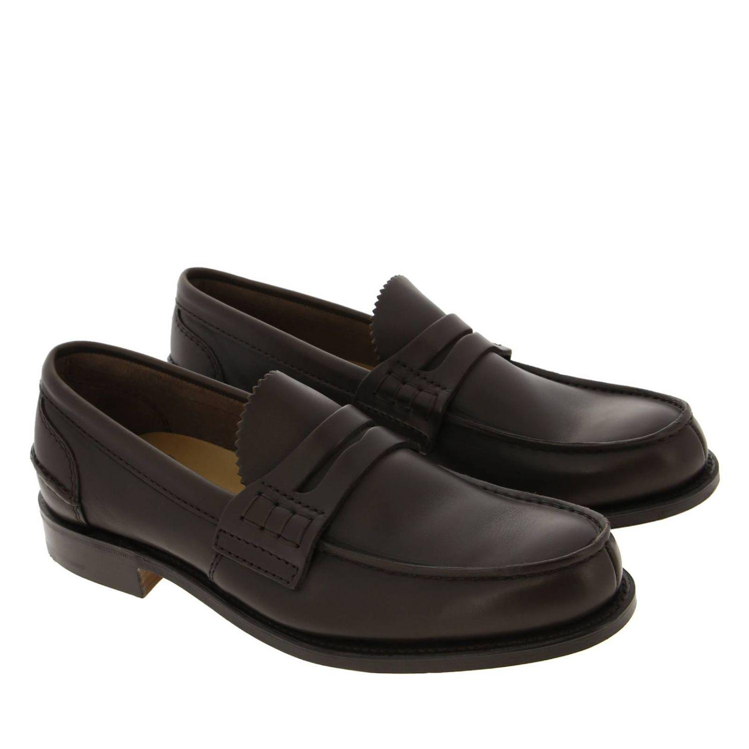 e4a7425ed6b Church s - Brown Loafers Shoes Men for Men - Lyst. View fullscreen