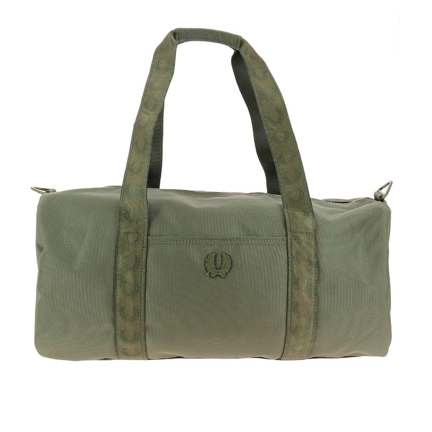 Fred Perry Bags Men in Green for Men - Lyst 03b6419623