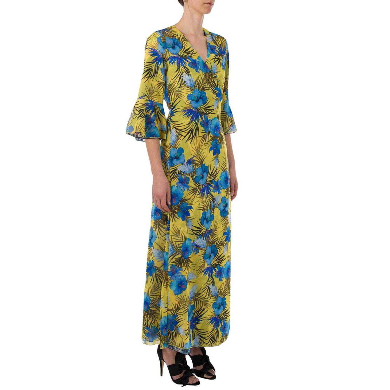 86ae4b696cae Black Coral - Blue Dress Women - Lyst. View fullscreen