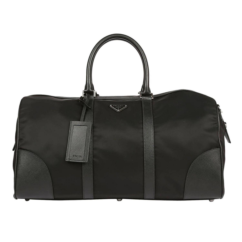 Lyst - Prada Tasche für Herren in Schwarz für Herren