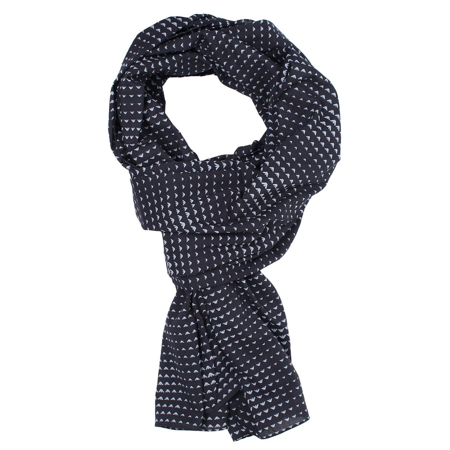armani giorgio armani s scarf in black for