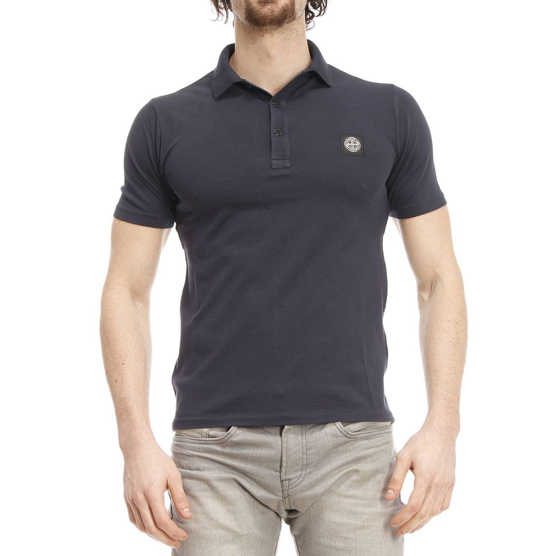 men s t shirts stone island blue t shirt 114 pick a size s l xl view ...