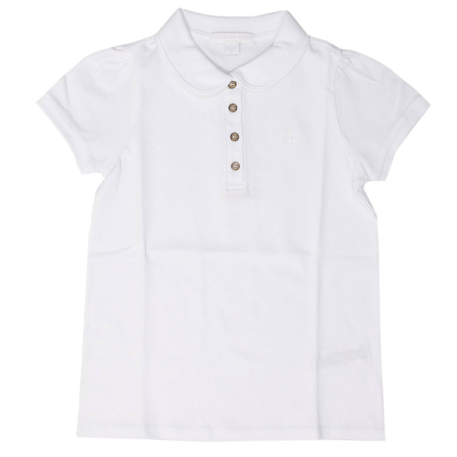 burberry t shirt in white lyst. Black Bedroom Furniture Sets. Home Design Ideas