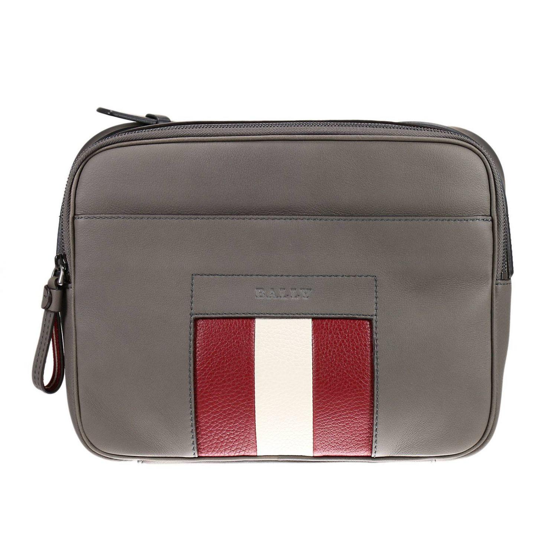 Creative Bally Shoulder Bag Handbag Women SpringSummer 2017 Grey SUPRA SMGrey