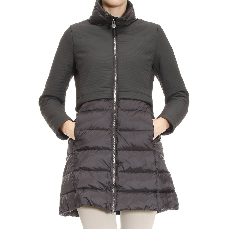 colmar jackets woman in black lyst. Black Bedroom Furniture Sets. Home Design Ideas