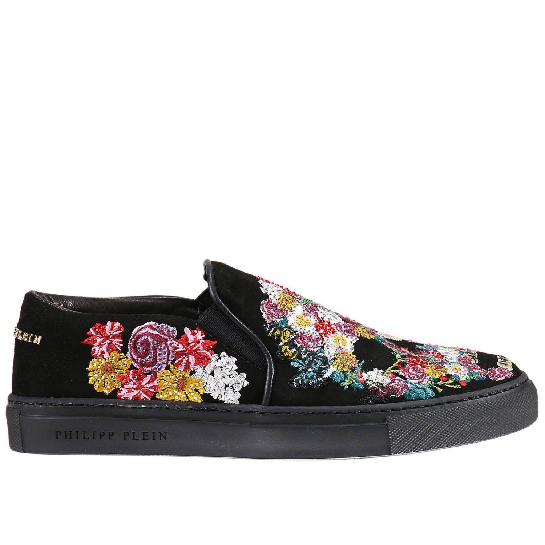 philipp plein sneakers shoes in black lyst