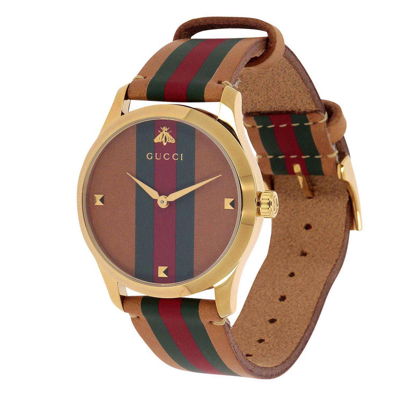 2aca18535 Gucci Watch Men for Men - Lyst