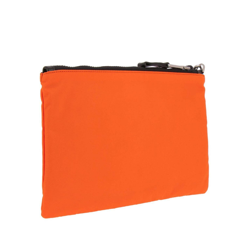 9d7c0597f1886 Prada - Orange Aktentasche für Herren for Men - Lyst. Vollbild ansehen