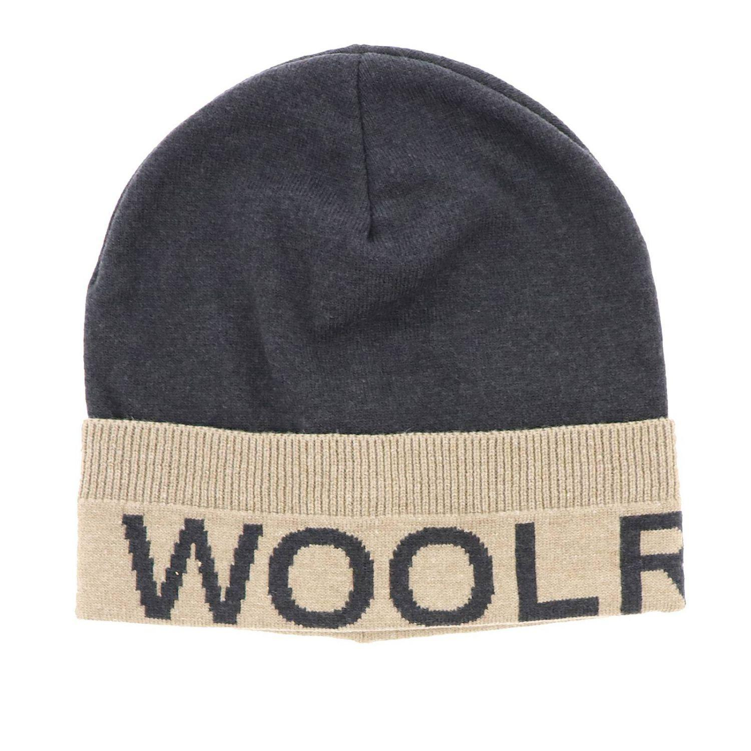 77ae39fd083c3 Woolrich Hat Men in Natural for Men - Lyst