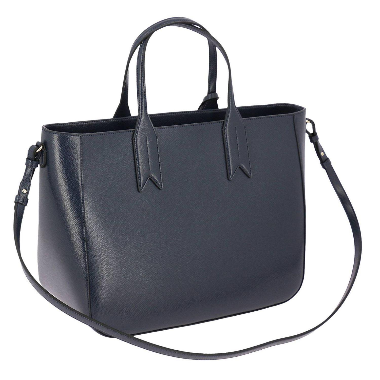 8dac63a912a5 Lyst - Emporio Armani Handbag Shoulder Bag Women in Blue