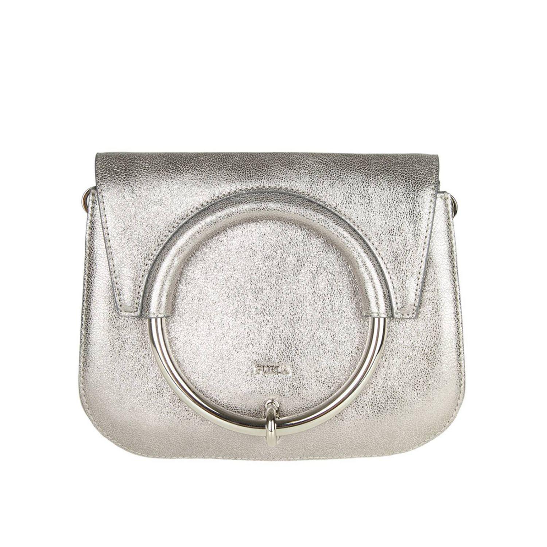 ab149ed402 Lyst - Furla Mini Bag Shoulder Bag Women