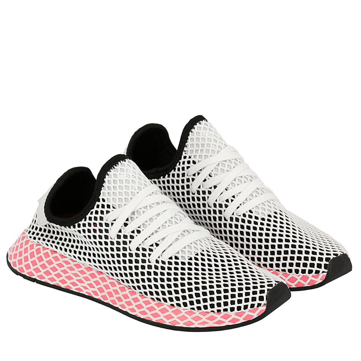 adidas sneakers with net Shop Clothing