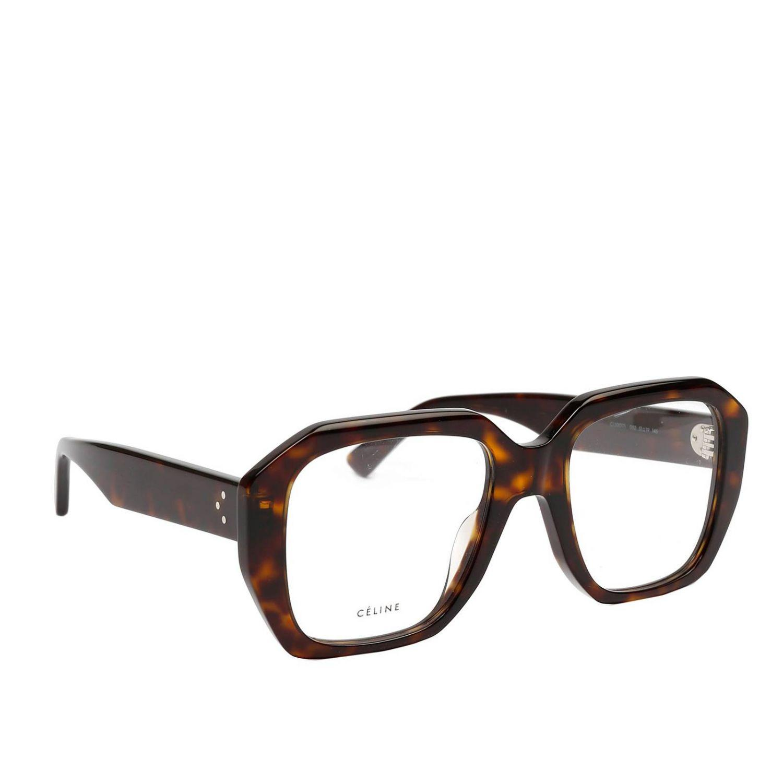d2cc85f5849 Céline - Brown Glasses Women - Lyst. View fullscreen