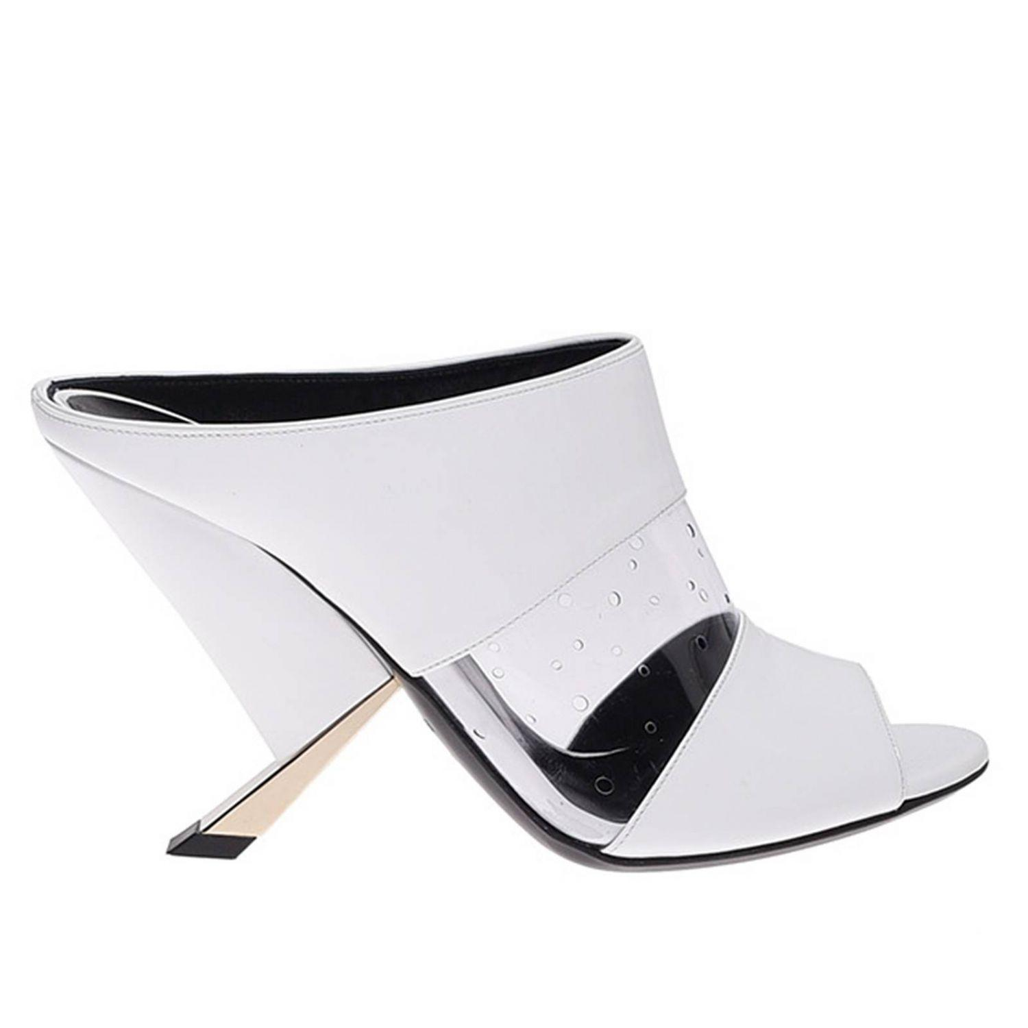 Heeled sandals Women Casadei Silver | Shoes Women Casadei