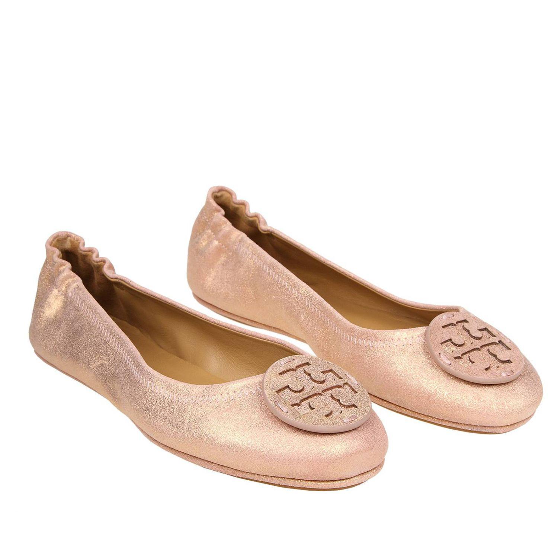 1c8fa133c799aa Tory Burch - Pink Ballet Flats Women - Lyst. View fullscreen