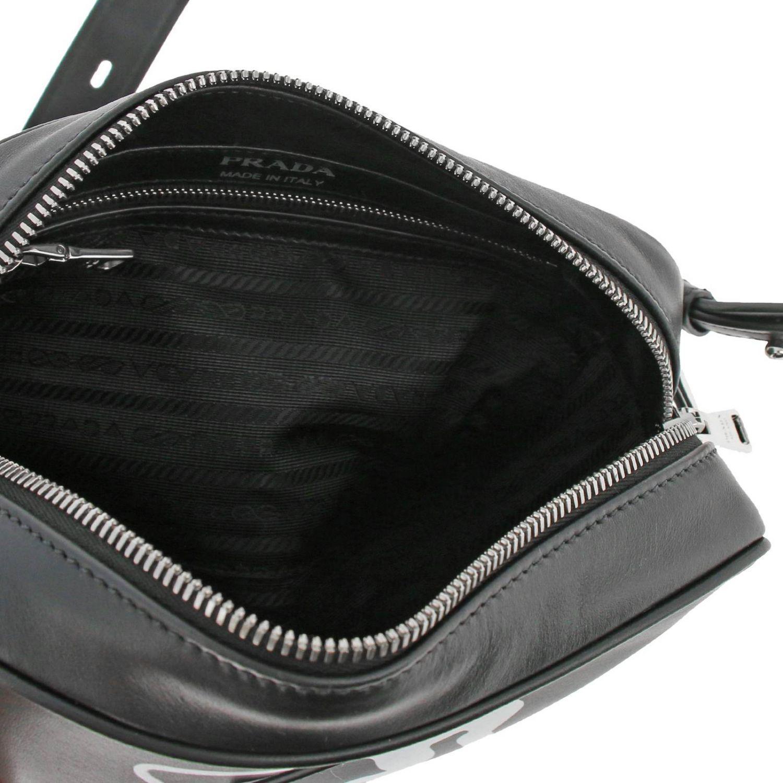 8378f2d16ed4 ... uk prada black mini bag shoulder bag women lyst. view fullscreen 141a8  8d0e9