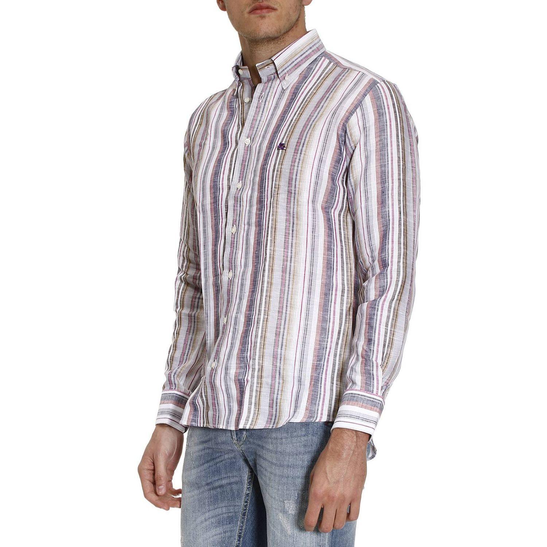 Lyst etro shirt men for men for Etro men s shirts