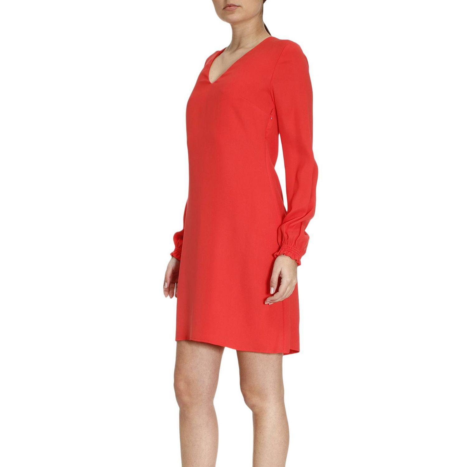 Fantastic Michael Michael Kors Dress In Natural | Lyst