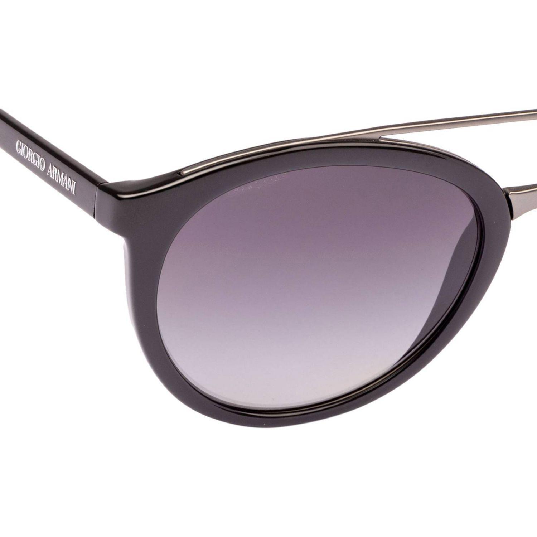 5ebbcbc7ef7 Giorgio Armani Sunglasses Women in Black - Lyst