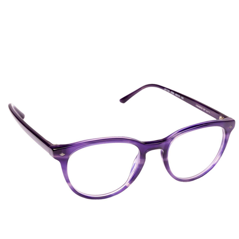495ff5c8047 Lyst - Giorgio Armani Sunglasses Women in Purple
