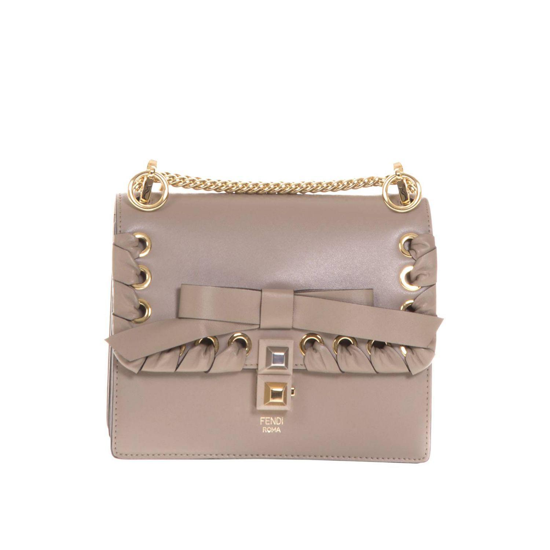 210d8c9f5d11 Lyst - Fendi Handbag Women