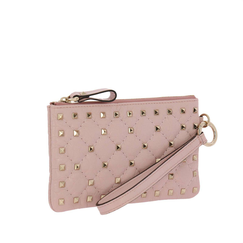 Bag In Valentino Spike Clutch Quilted Mini Rockstud Nappa FUFIqBfH