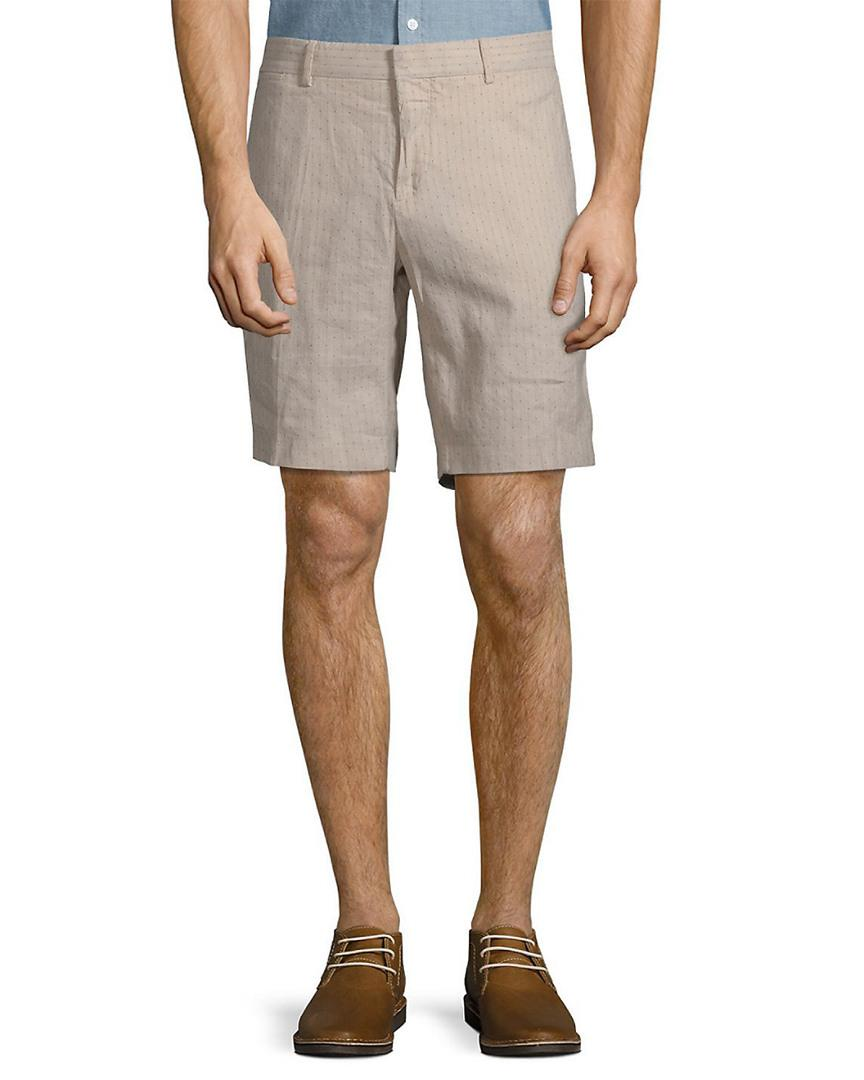 3cb0fab0f4 Lyst - J.Lindeberg Textured Short in Natural for Men - Save 76%