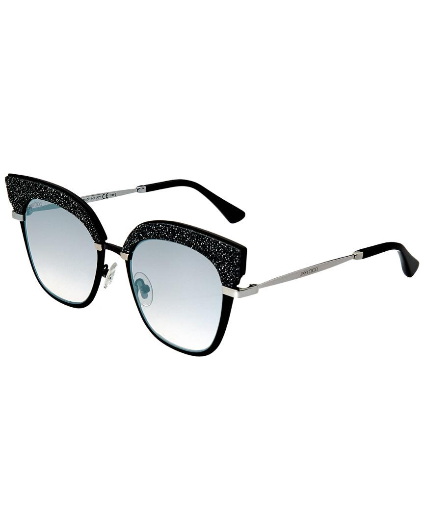 45db9056a5a2 Lyst - Jimmy Choo Women's Rosy 51mm Sunglasses